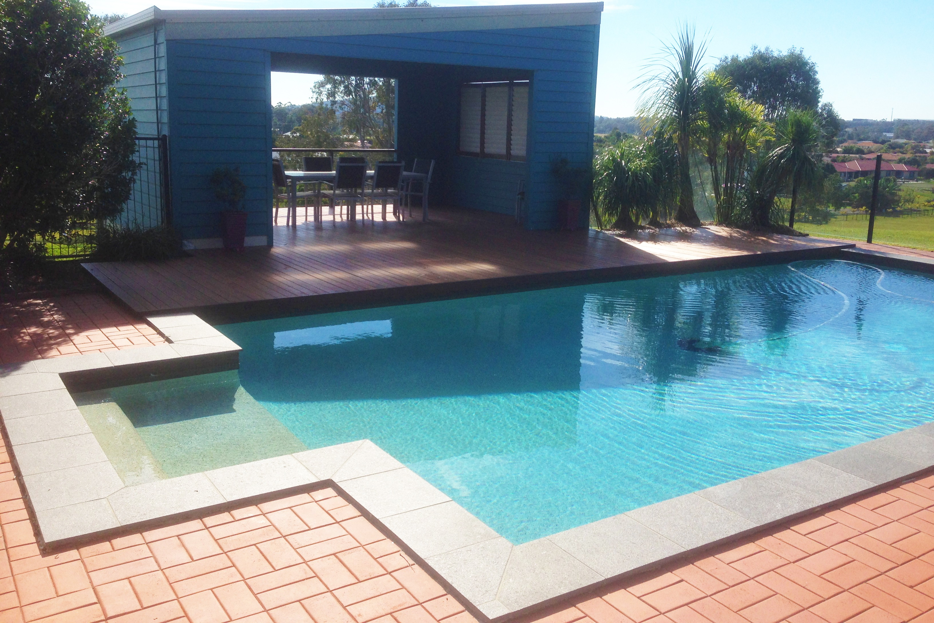 Home brizy pools for Pool builders yatala